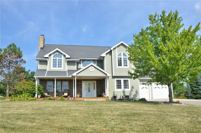 6711 State Route 540, Bellefontaine, OH 43311 (MLS #220004928) :: The Raines Group