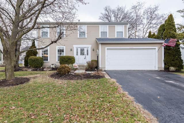 3358 Reed Point Drive, Hilliard, OH 43026 (MLS #220004945) :: Julie & Company