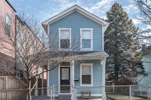 1062 Hamlet Street, Columbus, OH 43201 (MLS #220004973) :: The Clark Group @ ERA Real Solutions Realty