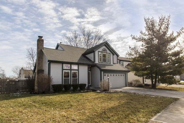 1118 Welwyn Drive, Westerville, OH 43081 (MLS #220004987) :: Berkshire Hathaway HomeServices Crager Tobin Real Estate
