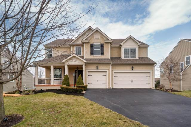 3244 Wind Drive, Lewis Center, OH 43035 (MLS #220004990) :: Julie & Company