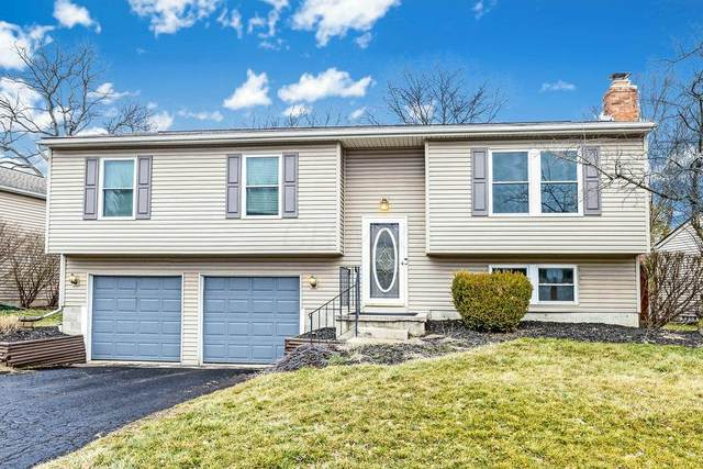 3608 Cypress Creek Drive, Columbus, OH 43228 (MLS #220005028) :: Keller Williams Excel