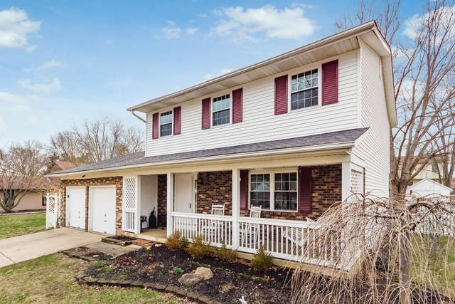 290 Powder Horn Place, Canal Winchester, OH 43110 (MLS #220005030) :: RE/MAX ONE