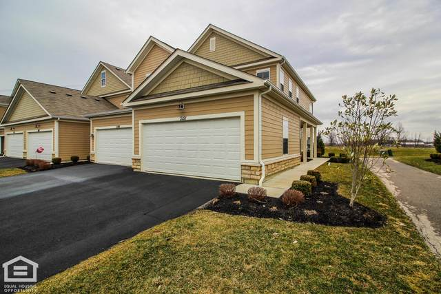 3151 Rossmore Circle, Powell, OH 43065 (MLS #220005032) :: Julie & Company