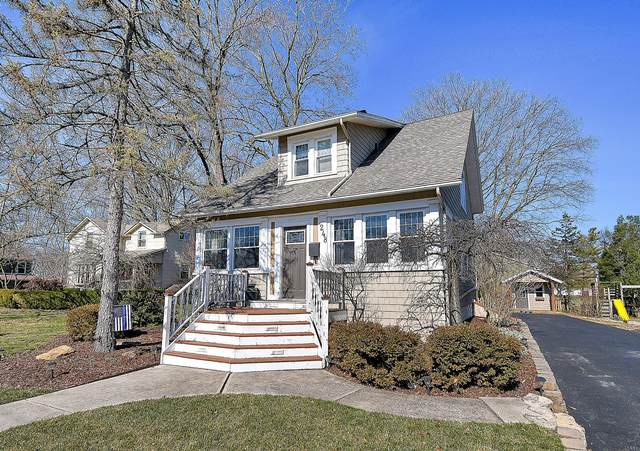 248 E College Avenue, Westerville, OH 43081 (MLS #220005050) :: Julie & Company
