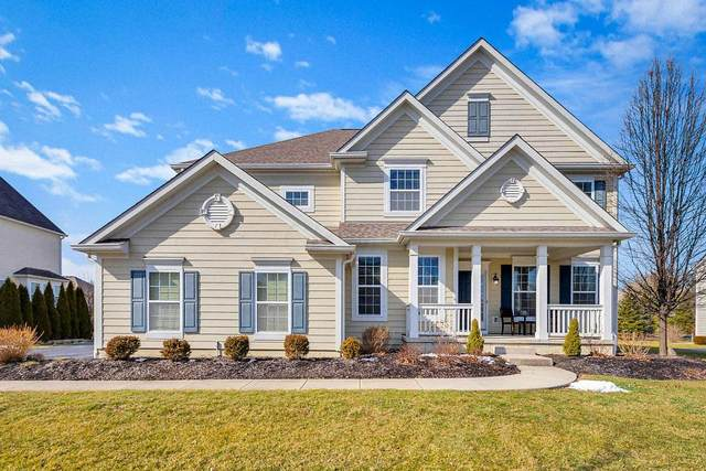 1255 Stone Trail Drive, Blacklick, OH 43004 (MLS #220005059) :: Julie & Company