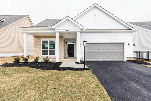 5746 Adalyn Lane, Dublin, OH 43016 (MLS #220005065) :: The KJ Ledford Group