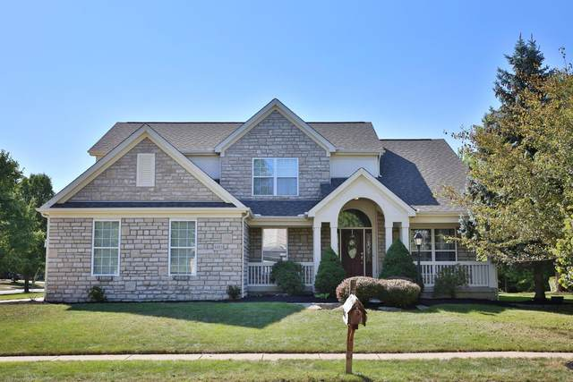 4483 Trailane Drive, Hilliard, OH 43026 (MLS #220005066) :: ERA Real Solutions Realty