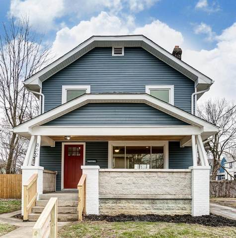 862 Stanley Avenue, Columbus, OH 43206 (MLS #220005122) :: Core Ohio Realty Advisors