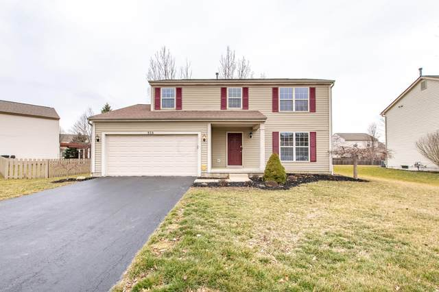 816 Murlay Drive, Plain City, OH 43064 (MLS #220005124) :: Berkshire Hathaway HomeServices Crager Tobin Real Estate