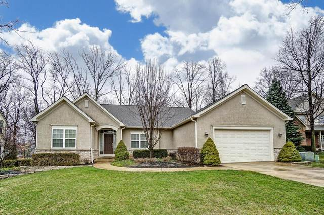5123 Tralee Lane, Westerville, OH 43082 (MLS #220005132) :: ERA Real Solutions Realty