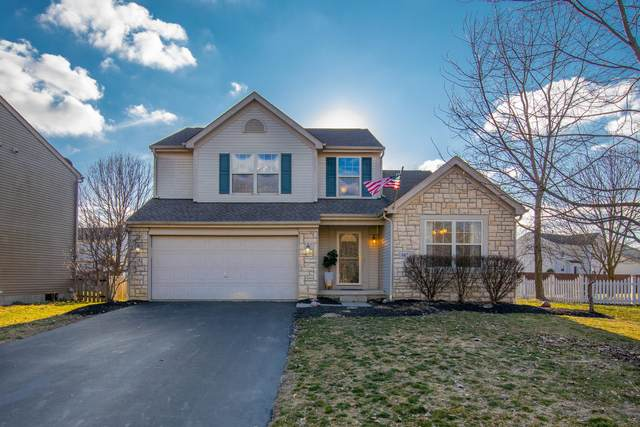 987 Master Drive, Galloway, OH 43119 (MLS #220005161) :: Keller Williams Excel