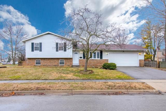 5411 Aspen Road, Columbus, OH 43229 (MLS #220005177) :: Berkshire Hathaway HomeServices Crager Tobin Real Estate