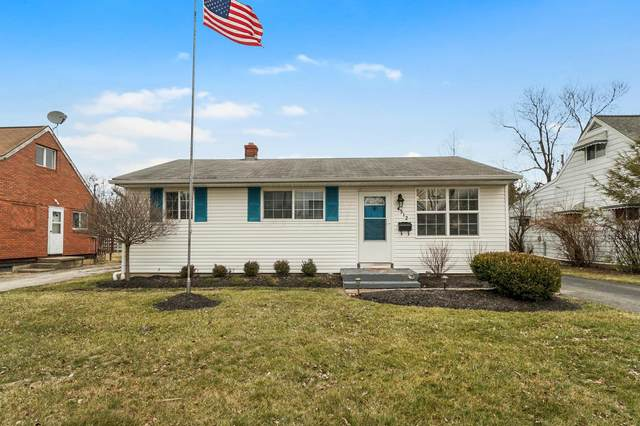 4312 Brookgrove Drive, Grove City, OH 43123 (MLS #220005219) :: Signature Real Estate