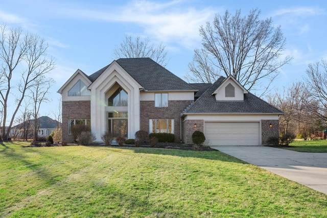 5726 Blackhawk Forest Drive, Westerville, OH 43082 (MLS #220005224) :: ERA Real Solutions Realty