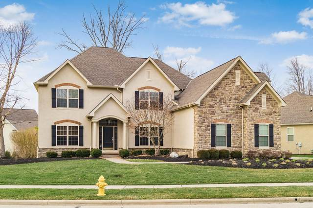 8462 Grennan Woods, Powell, OH 43065 (MLS #220005266) :: Dublin Realty Group