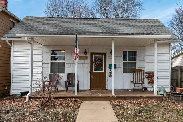 629 Elm Avenue, Circleville, OH 43113 (MLS #220005274) :: ERA Real Solutions Realty