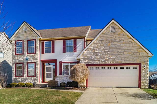 5532 Connorwill Drive, Westerville, OH 43081 (MLS #220005290) :: Berkshire Hathaway HomeServices Crager Tobin Real Estate