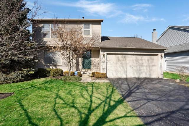 6296 Pinefield Drive, Hilliard, OH 43026 (MLS #220005321) :: Berkshire Hathaway HomeServices Crager Tobin Real Estate