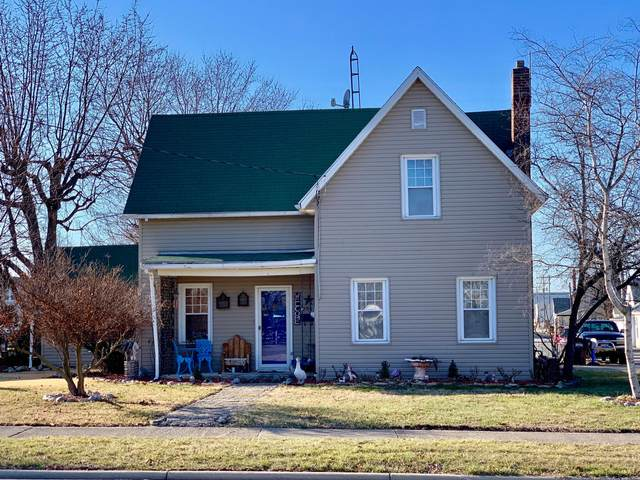 208 W Columbus Street, Mount Sterling, OH 43143 (MLS #220005322) :: Signature Real Estate