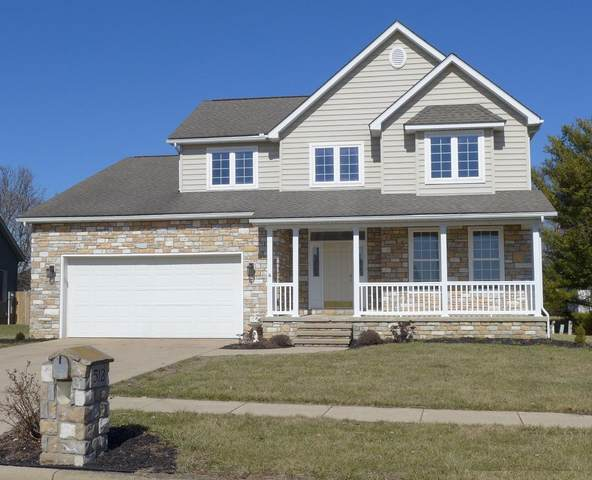 512 Chatham Court, Circleville, OH 43113 (MLS #220005323) :: CARLETON REALTY