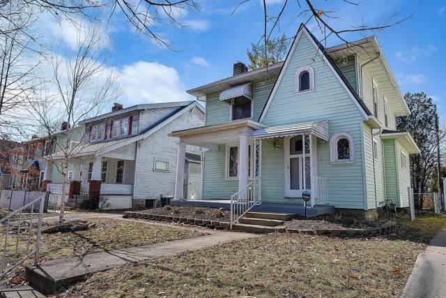 185 Binns Boulevard, Columbus, OH 43204 (MLS #220005327) :: Berkshire Hathaway HomeServices Crager Tobin Real Estate