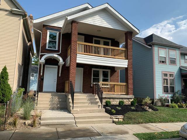 444-446 Linwood Avenue #446, Columbus, OH 43205 (MLS #220005338) :: Berkshire Hathaway HomeServices Crager Tobin Real Estate