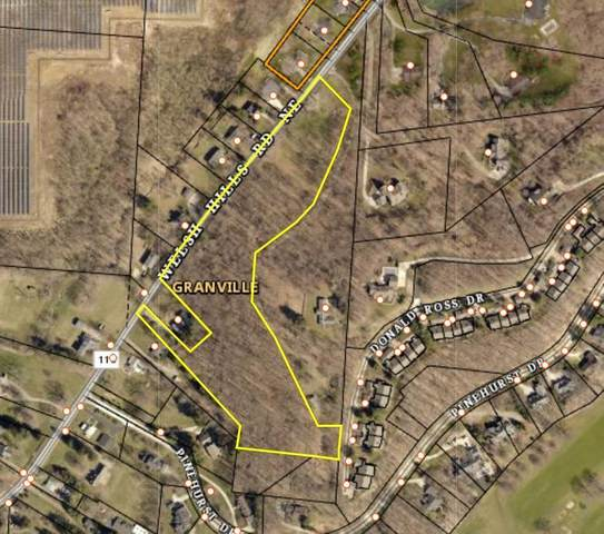 0 Welsh Hills Road, Granville, OH 43023 (MLS #220005339) :: Berkshire Hathaway HomeServices Crager Tobin Real Estate