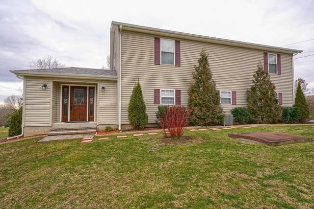 6133 Hopewell Church Road SW, Lancaster, OH 43130 (MLS #220005366) :: The Raines Group