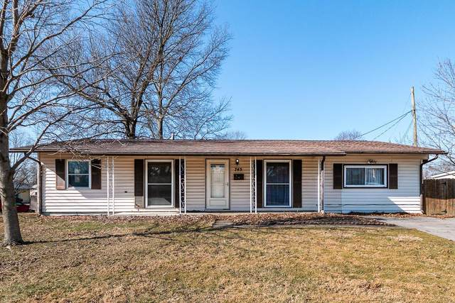 745 Gilmore Drive, Reynoldsburg, OH 43068 (MLS #220005470) :: ERA Real Solutions Realty