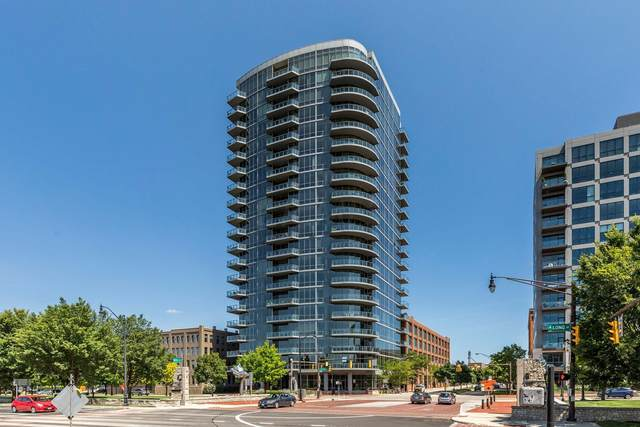 300 W Spring Street #1005, Columbus, OH 43215 (MLS #220005494) :: The Willcut Group