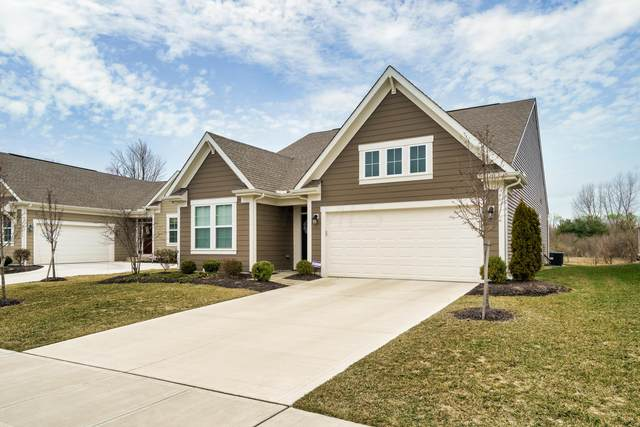 3748 Sanctuary Loop, Hilliard, OH 43026 (MLS #220005523) :: ERA Real Solutions Realty