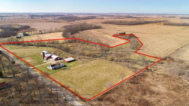 29817 Hoover Moffitt Road, West Mansfield, OH 43358 (MLS #220005559) :: Signature Real Estate