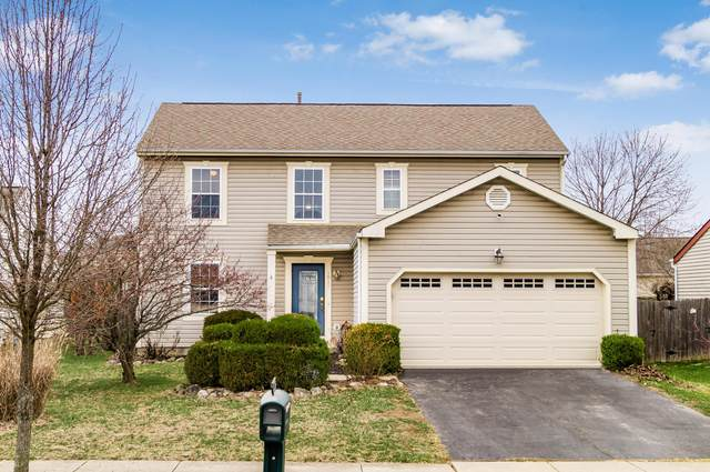 1811 Westbrook Village Drive, Columbus, OH 43228 (MLS #220005562) :: Huston Home Team