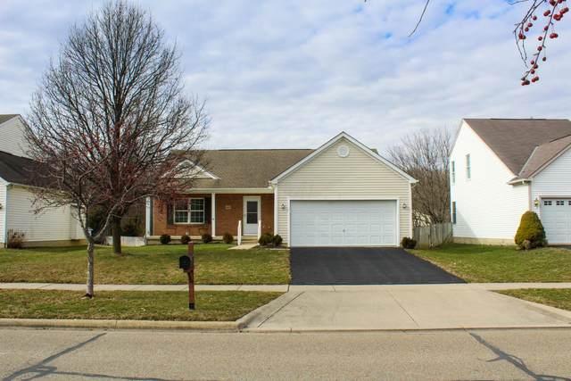 665 Heartland Meadows Drive, Sunbury, OH 43074 (MLS #220005589) :: Signature Real Estate