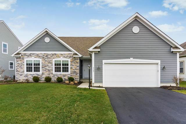 6725 Scioto Chase Boulevard, Powell, OH 43065 (MLS #220005619) :: RE/MAX ONE