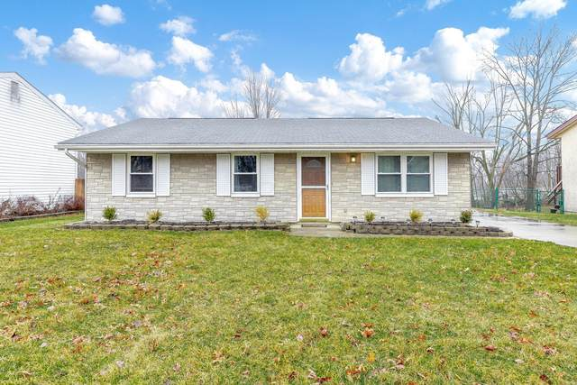 568 Wagon Wheel Lane, Marysville, OH 43040 (MLS #220005621) :: Core Ohio Realty Advisors