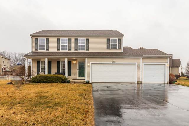 4709 Teabury Square S, Grove City, OH 43123 (MLS #220005624) :: Exp Realty