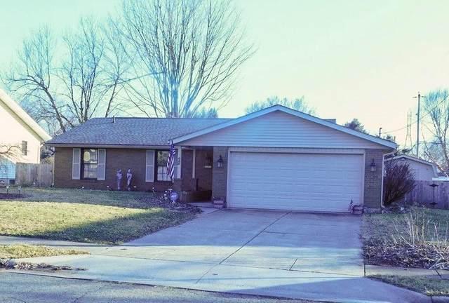487 Courtney Drive, Newark, OH 43055 (MLS #220005633) :: Core Ohio Realty Advisors