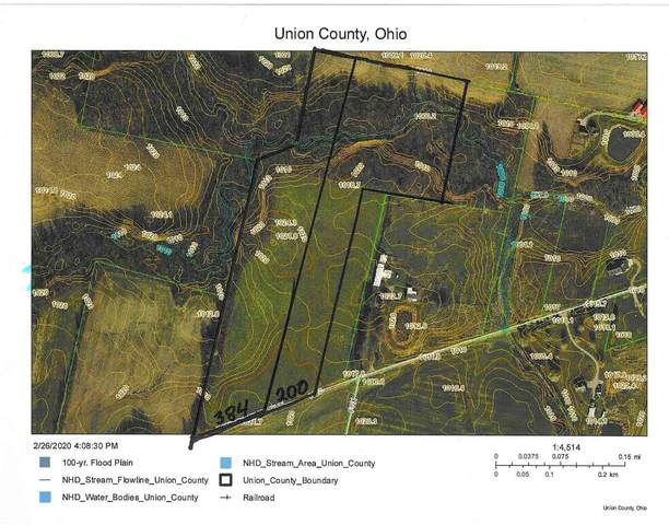 0 Patrick Brush Run Road, Marysville, OH 43040 (MLS #220005691) :: Core Ohio Realty Advisors