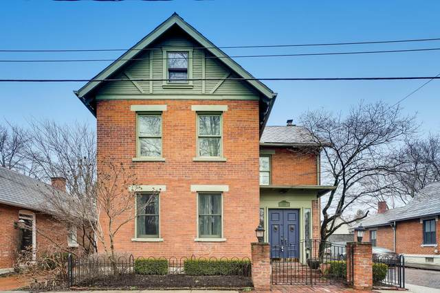 850 S Pearl Street, Columbus, OH 43206 (MLS #220005694) :: Core Ohio Realty Advisors