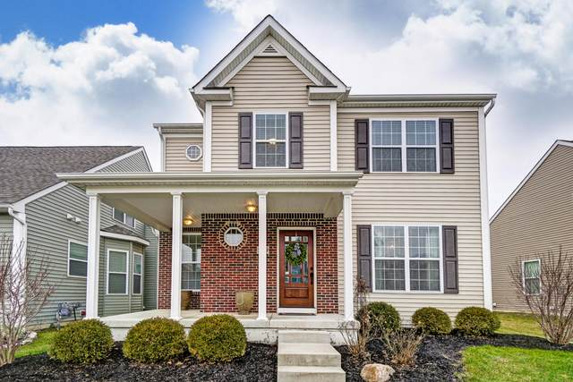 5949 Bell Classic Drive, Westerville, OH 43081 (MLS #220005730) :: Keller Williams Excel
