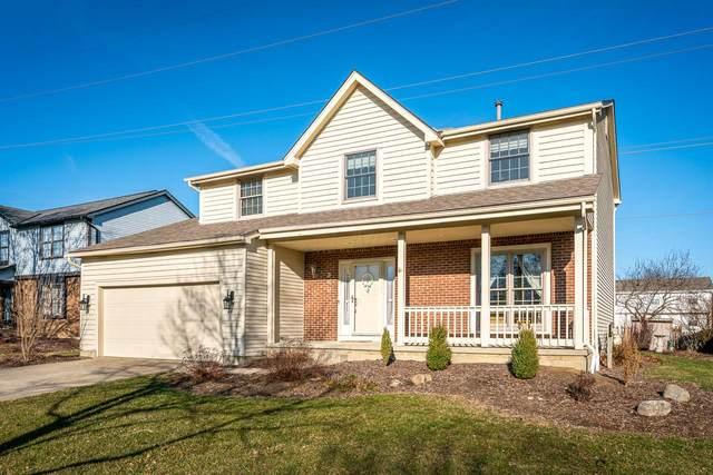 380 Burns Drive N, Westerville, OH 43082 (MLS #220005775) :: Keller Williams Excel