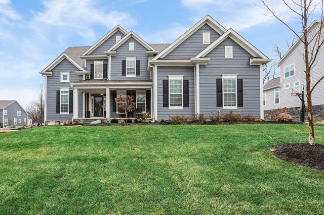 4963 Tralee Lane, Westerville, OH 43082 (MLS #220005812) :: RE/MAX ONE