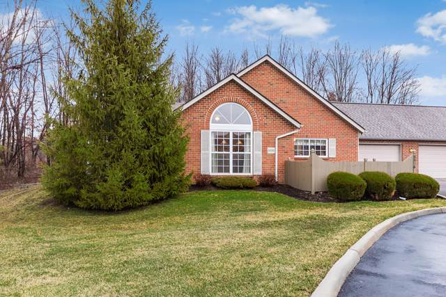 6816 Newrock Drive 26-681, New Albany, OH 43054 (MLS #220005813) :: Keller Williams Excel