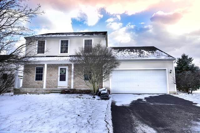 5337 Genoa Farms Boulevard, Westerville, OH 43082 (MLS #220005894) :: RE/MAX ONE