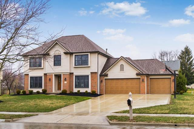 1108 Sea Shell Drive, Westerville, OH 43082 (MLS #220005918) :: Exp Realty