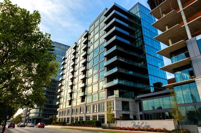 250 W Spring Street #1112, Columbus, OH 43215 (MLS #220005942) :: The Raines Group