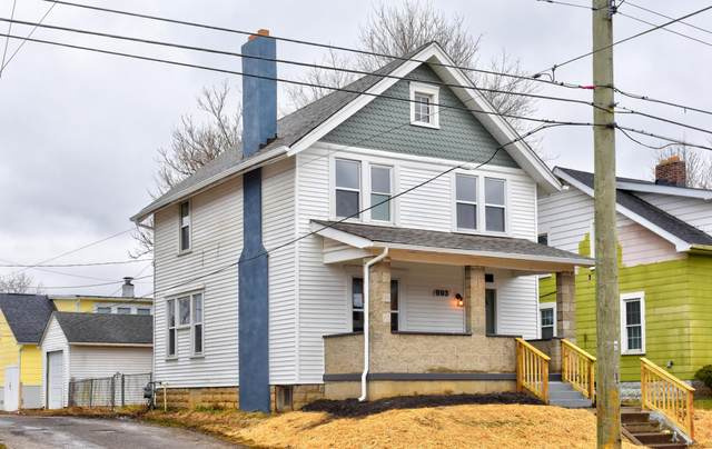 893 E Whittier Street, Columbus, OH 43206 (MLS #220005958) :: RE/MAX ONE