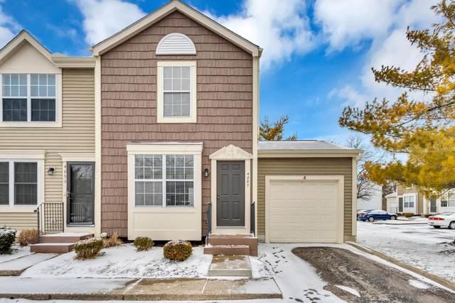4897 Singleton Drive 4D, Hilliard, OH 43026 (MLS #220005961) :: Julie & Company